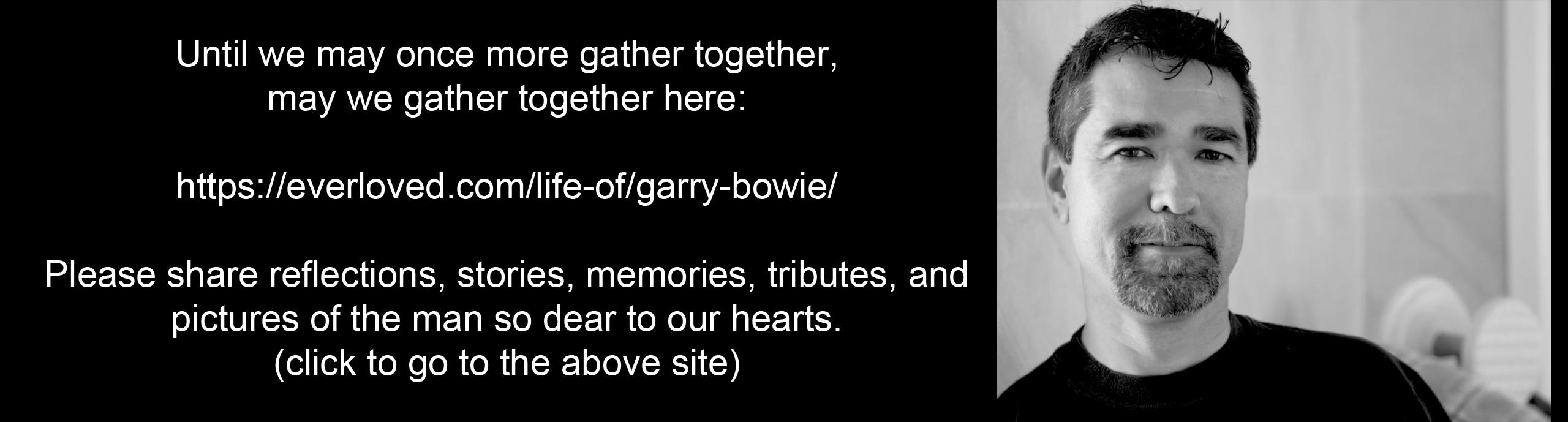 Garry George Bowie