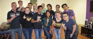 University of Colorado Volunteers
