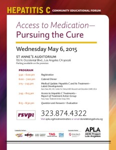 Hepititis C - Access to Medication: Pursuing the Cure Medcal Update