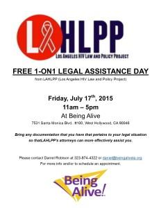 LAHLPP Free Day