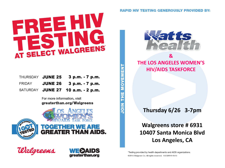 GRATIS HIV TEST STOCKHOLM