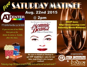 Mommie Dearest Flyer