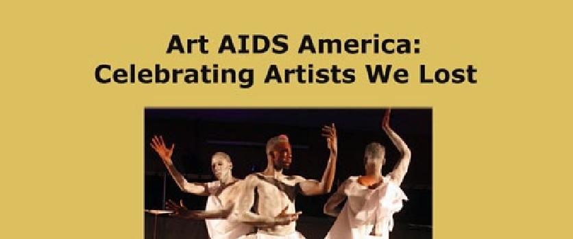 Art AIDS America Banner
