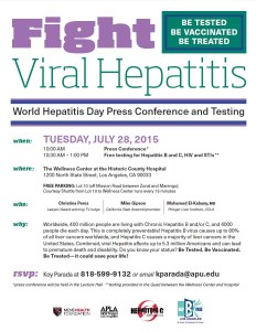 Fight Viral Hepatitis