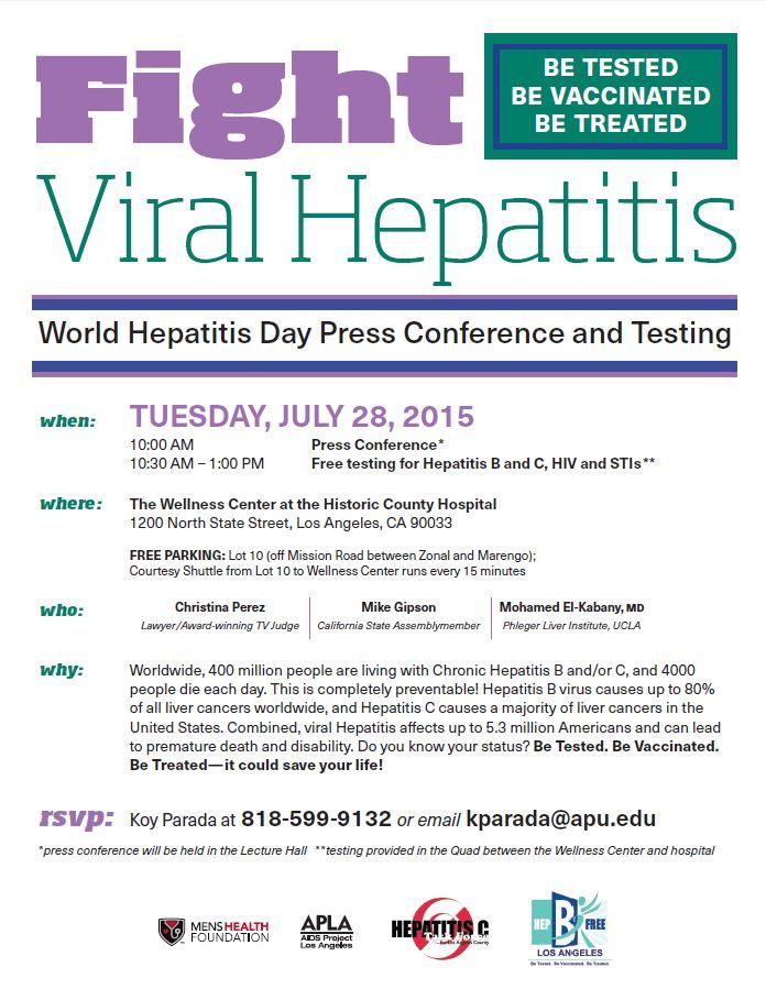 Fight Viral Hepatitis