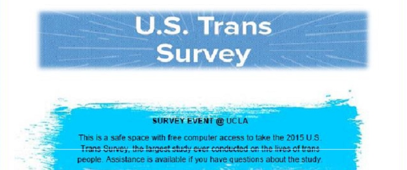 UCLA Trans Survey
