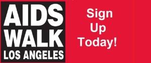 AIDS Walk BAnner