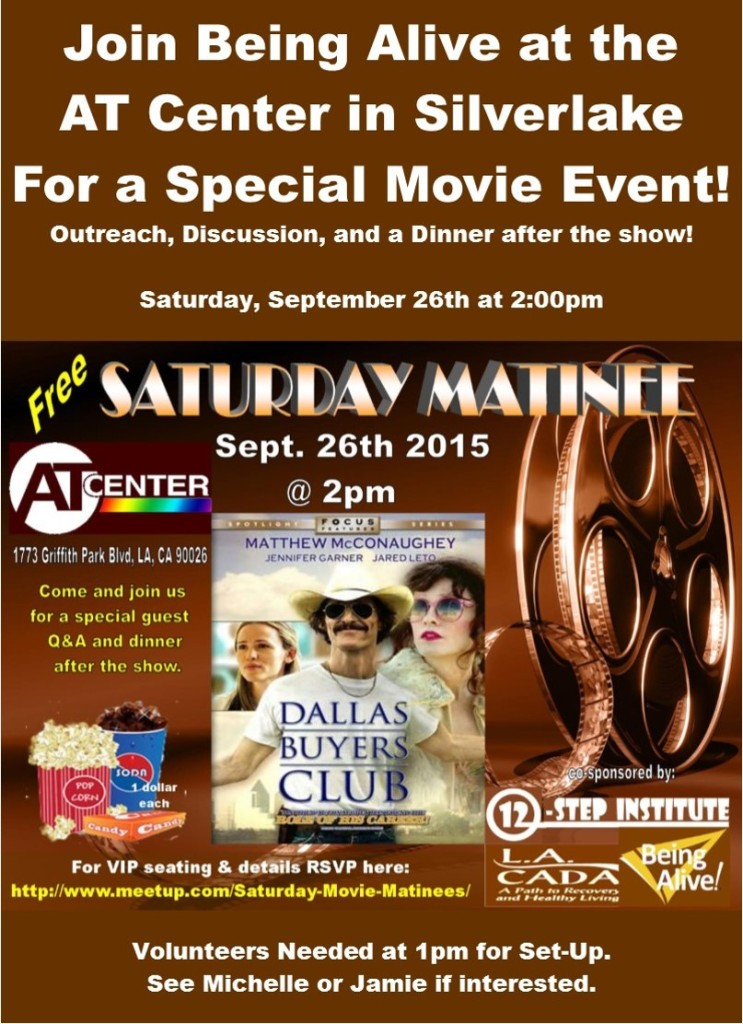 Free Movie at AT Center