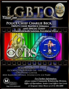 LGBTQ Flier