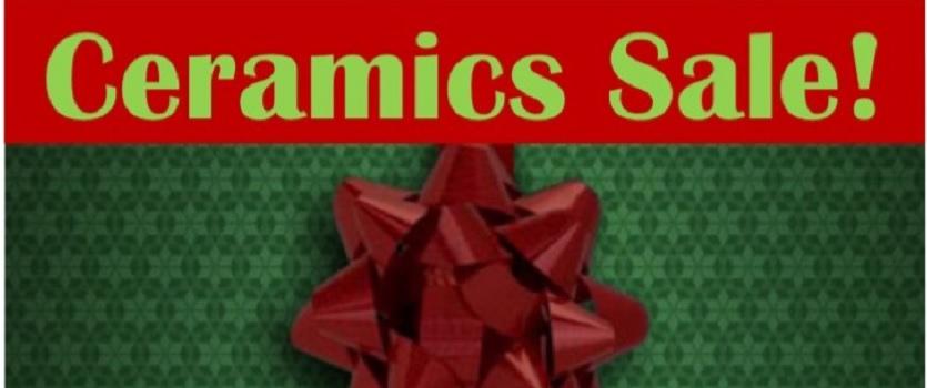 Ceramics Banner