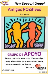 Spanish Support Group