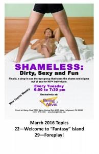 Shameless Flyer