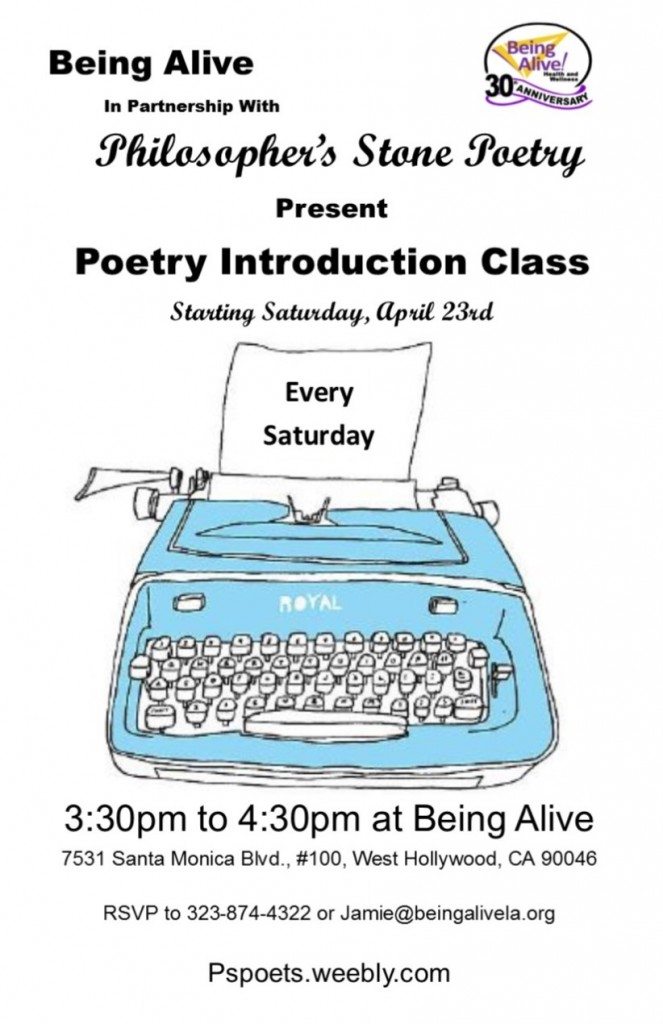 Poetry Class