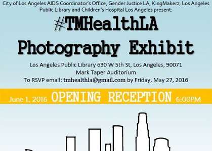 tmhealthLA poster