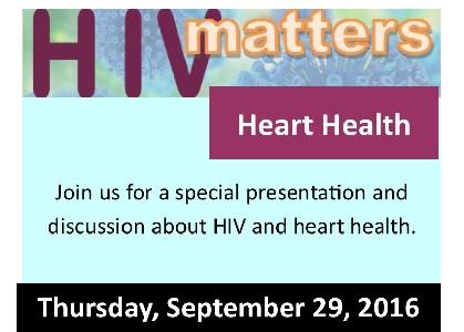HIV and Heart Health