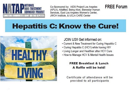 NATAP Hepatitis C Forum