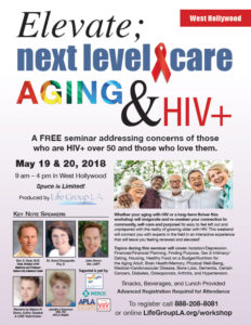 Workshop about HIV and Aging