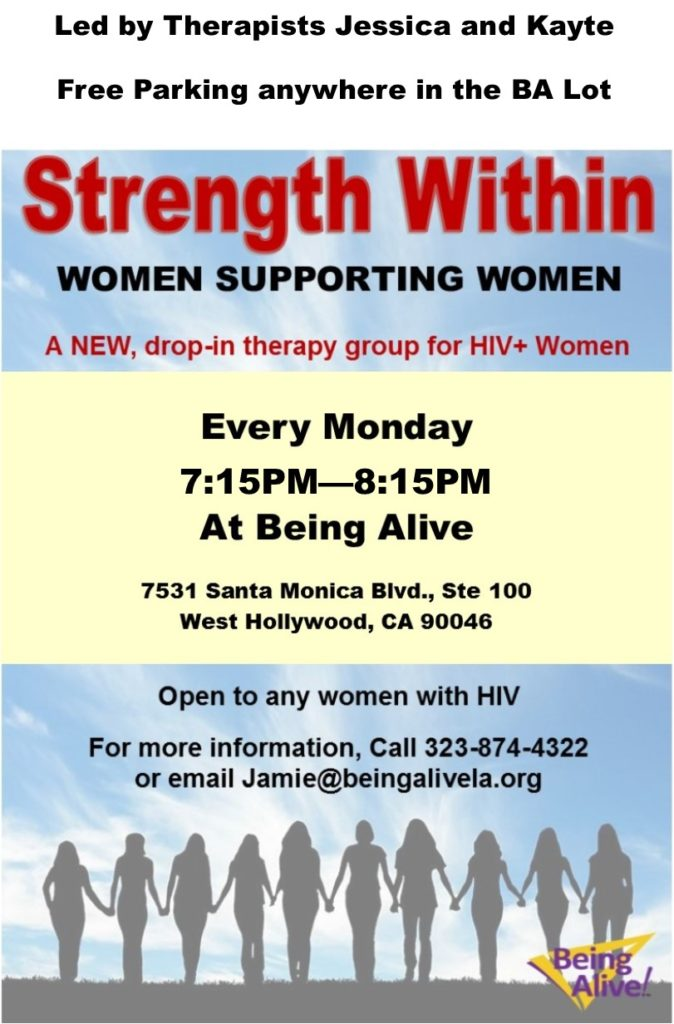 Women with HIV Support Group