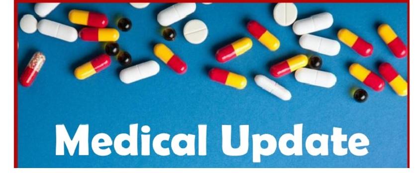 Medical Update Banner